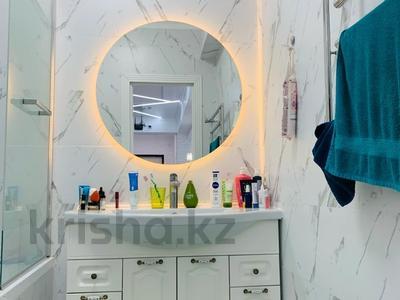 3-комнатная квартира, 95 м², 6/10 этаж, мкр Шугыла, Жунисова за 42 млн 〒 в Алматы, Наурызбайский р-н