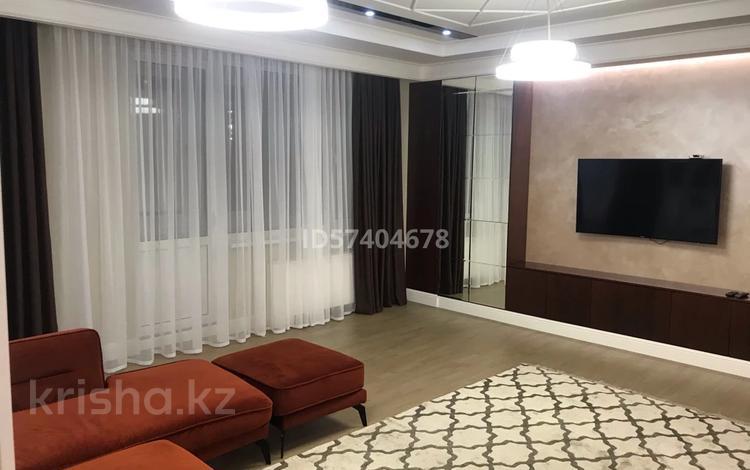 3-комнатная квартира, 135 м², 8/15 этаж помесячно, Назарбаева 223 за 600 000 〒 в Алматы, Бостандыкский р-н