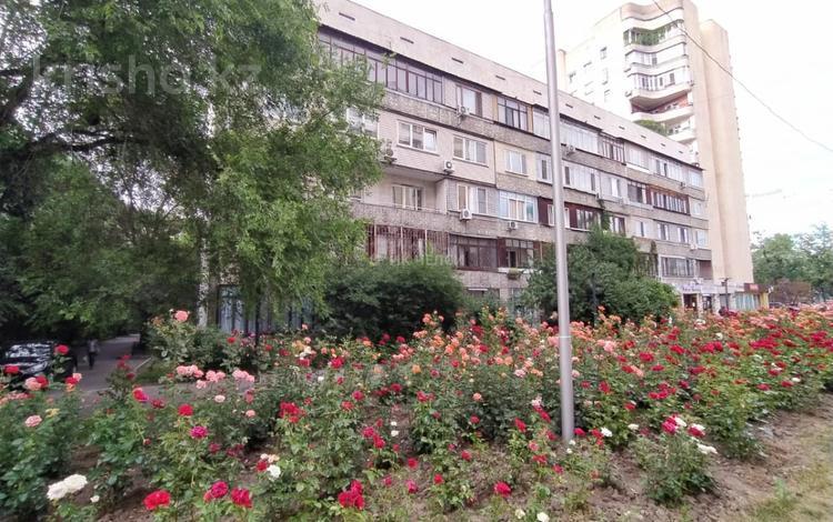 1-комнатная квартира, 34 м², 4/5 этаж, Карасай Батыра 25 — Пушкина за 22.5 млн 〒 в Алматы, Медеуский р-н