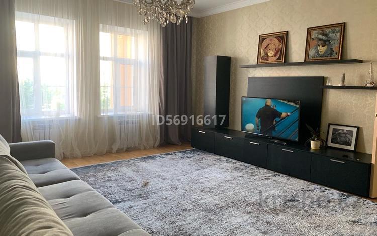 3-комнатная квартира, 105 м², 2/4 этаж, Улыдала 18 — Бокейхана за 61 млн 〒 в Нур-Султане (Астана), Есиль р-н