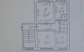 3-комнатная квартира, 58 м², 1/5 этаж, Беркимбаева 101/1 — Сатпаева за 8 млн 〒 в Экибастузе