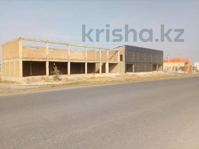 Здание, Аксукент — Жибек жолы площадью 400 м² за 700 〒 в Шымкенте