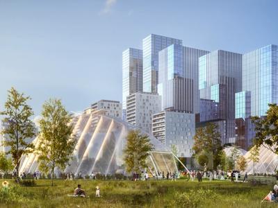 3-комнатная квартира, 102.97 м², 16/18 этаж, Е-10 17л за ~ 39.6 млн 〒 в Нур-Султане (Астана), Есиль р-н — фото 3