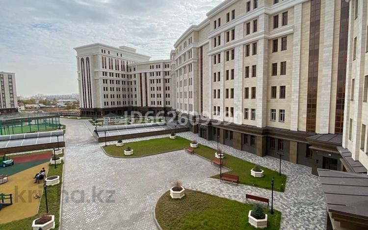 1-комнатная квартира, 58.08 м², 3/8 этаж, Мәңгілік Ел 38 за 32 млн 〒 в Нур-Султане (Астана), Есиль р-н