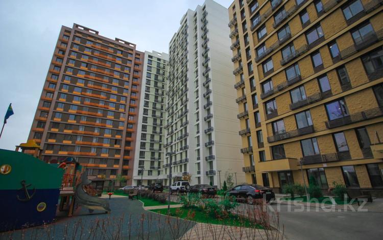 2-комнатная квартира, 65 м², 12/16 этаж, Тлендиева за 31 млн 〒 в Алматы, Бостандыкский р-н