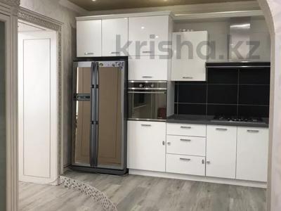 2-комнатная квартира, 70 м², 4/9 этаж помесячно, Кабанбай батыра 46 за 130 000 〒 в Нур-Султане (Астана), Есиль р-н