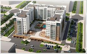 1-комнатная квартира, 48.8 м², 9/10 этаж, Нажимеденова за 12.3 млн 〒 в Нур-Султане (Астане), Алматы р-н