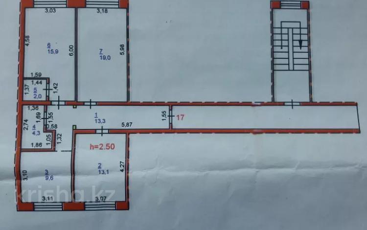 3-комнатная квартира, 78.2 м², 3/5 этаж, Камзина 8 — Димитрова за 10.5 млн 〒 в Павлодаре