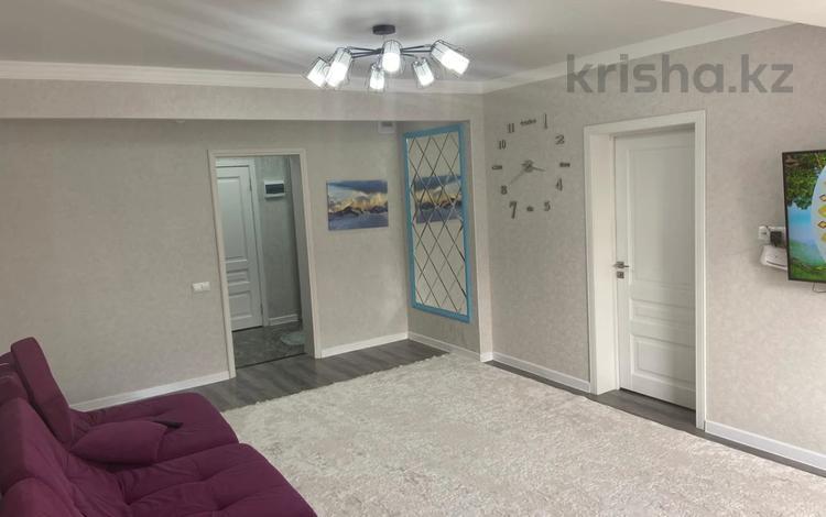 3-комнатная квартира, 86 м², 7/10 этаж, мкр Жетысу-1, Абая за 38 млн 〒 в Алматы, Ауэзовский р-н