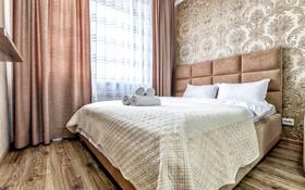 1-комнатная квартира, 40 м², 6/6 этаж посуточно, Кабанбай батыра 58А — Улы дала за 11 000 〒 в Нур-Султане (Астана), Есиль р-н