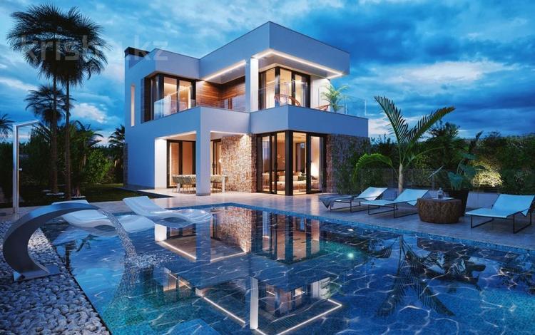 4-комнатный дом, 230 м², 3.85 сот., Сьерра Кортина 4 за 300.7 млн 〒 в Бенидорме