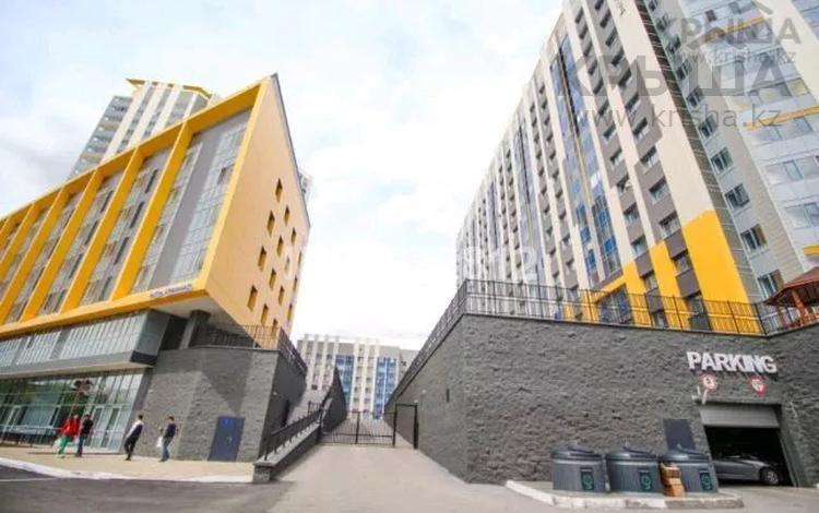 1-комнатная квартира, 36 м², 1/14 этаж, Бараева 18/1 — Валиханова за 18 млн 〒 в Нур-Султане (Астана), р-н Байконур