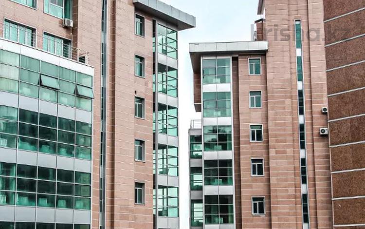 3-комнатная квартира, 100.7 м², 1/7 этаж, мкр Горный Гигант, Жамакаева 254/2БлокК1 за ~ 55.4 млн 〒 в Алматы, Медеуский р-н