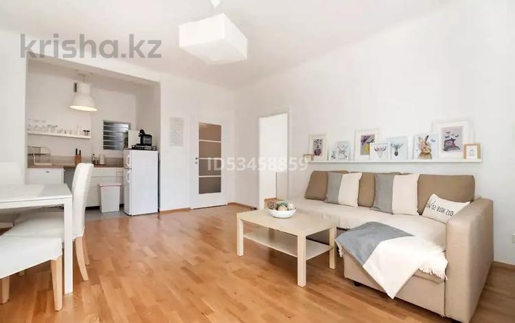 2-комнатная квартира, 65 м², 7 этаж посуточно, Навои 208/1 за 12 000 〒 в Алматы, Бостандыкский р-н