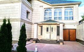 6-комнатный дом помесячно, 1000 м², 8 сот., Мухаммед Хайдар Дулати 65 за 2.3 млн 〒 в Алматы, Бостандыкский р-н