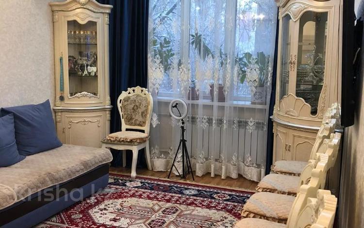 3-комнатная квартира, 64 м², 2/5 этаж, Тургута Озала — Толе Би за 28 млн 〒 в Алматы, Алмалинский р-н