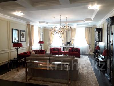 6-комнатный дом помесячно, 270 м², 15 сот., Микрорайон Комсомольский-2 за 2.5 млн 〒 в Нур-Султане (Астана), Есиль р-н — фото 4