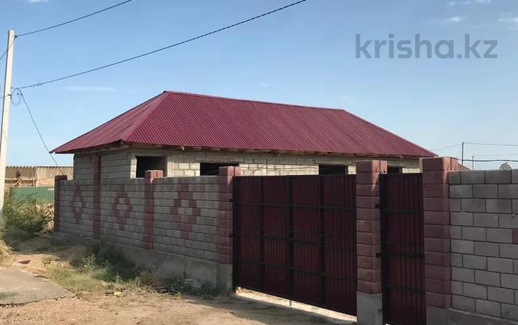 3-комнатный дом, 70 м², 10 сот., 18 мкр. Валиханова 22 за 8.8 млн 〒 в Капчагае