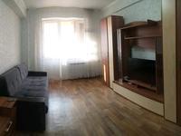 1-комнатная квартира, 42 м², 2/5 этаж помесячно, мкр Кулагер — Омарова за 100 000 〒 в Алматы, Жетысуский р-н
