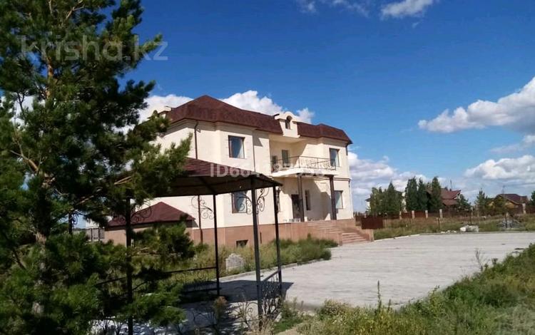 5-комнатный дом, 840 м², 60 сот., Куйгенжар 2 за 336 млн 〒 в Нур-Султане (Астане), Алматы р-н
