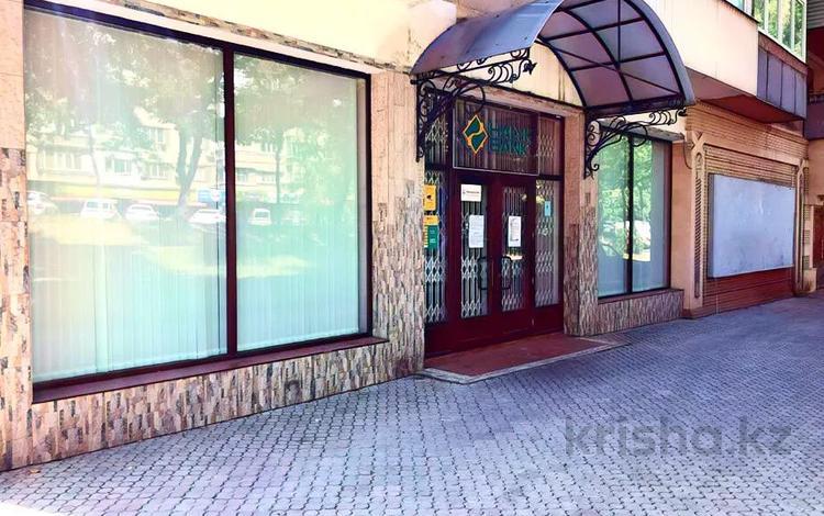 Помещение площадью 150 м², проспект Достык — Омаровой за ~ 1.4 млн 〒 в Алматы, Медеуский р-н