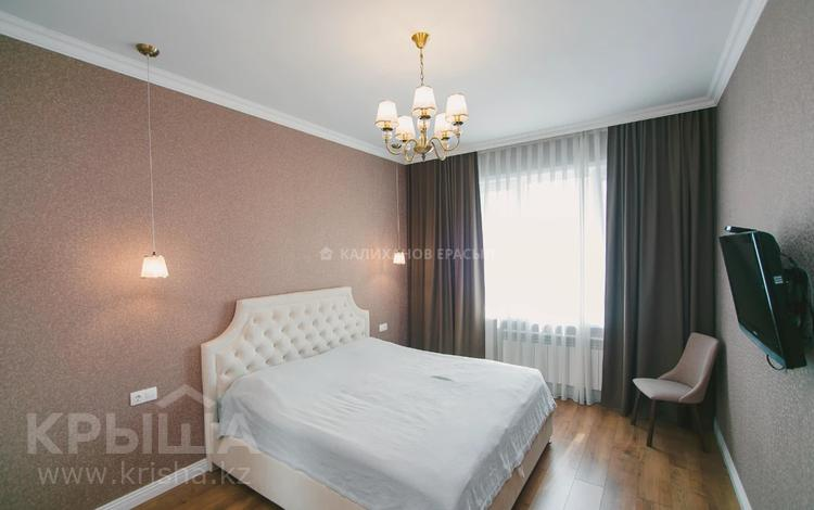 3-комнатная квартира, 97.2 м², 13/14 этаж, Туркестан 28/2 за 62 млн 〒 в Нур-Султане (Астана), Есиль р-н