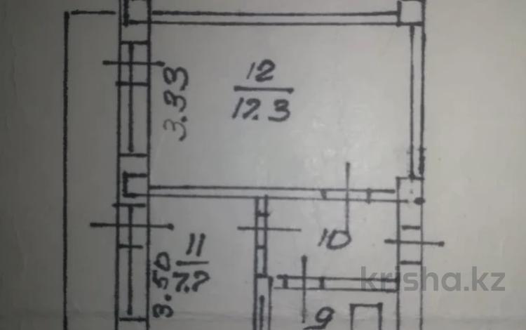 1-комнатная квартира, 35 м², 4/5 этаж, Бабаева — Розыбакиева за 15 млн 〒 в Алматы, Бостандыкский р-н