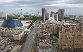 3-комнатная квартира, 86 м², 22/23 этаж, Байтурсынова 12 за 36 млн 〒 в Нур-Султане (Астана), Алматы р-н