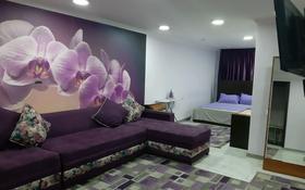 1-комнатная квартира, 54 м², 1/5 этаж посуточно, проспект Бауыржан Момышулы 9 — Республика за 7 000 〒 в Шымкенте, Абайский р-н