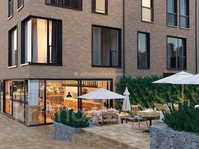 4-комнатная квартира, 137 м², 3/3 этаж, Аль- Фараби 116/1 за 100 млн 〒 в Алматы, Медеуский р-н