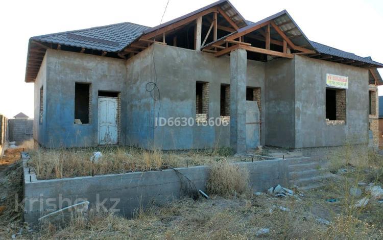 5-комнатный дом, 145.2 м², 8 сот., Қызылжар за 22 млн 〒 в Шымкенте, Абайский р-н