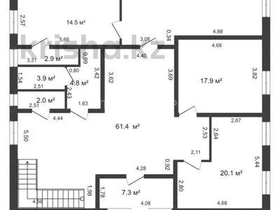 Офис площадью 971.5 м², мкр Алатау за 193 млн 〒 в Алматы, Бостандыкский р-н — фото 51