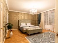 3-комнатная квартира, 170 м², 12/30 этаж посуточно, Аль-Фараби 7 — Козыбаева за 60 000 〒 в Алматы