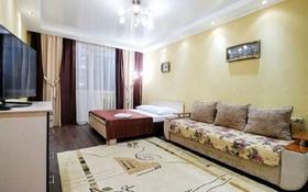 1-комнатная квартира, 48 м², 5/14 этаж посуточно, Кабанбай батыра 46Б — Керей Жанибек хандар за 11 000 〒 в Нур-Султане (Астана), Есиль р-н