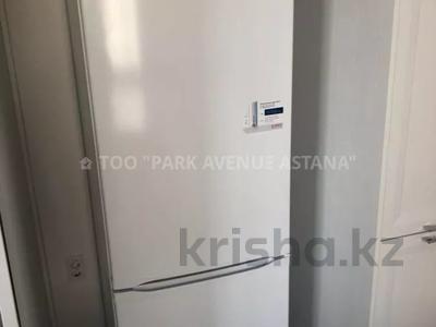 4-комнатная квартира, 110 м², 11/21 этаж помесячно, проспект Кабанбай батыра 43А за 450 000 〒 в Нур-Султане (Астана) — фото 2