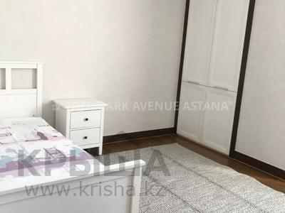 4-комнатная квартира, 110 м², 11/21 этаж помесячно, проспект Кабанбай батыра 43А за 450 000 〒 в Нур-Султане (Астана) — фото 4