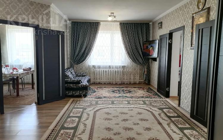 4-комнатный дом, 120 м², 10 сот., Кабанбай батыра 15 за 17 млн 〒 в Кызылжаре