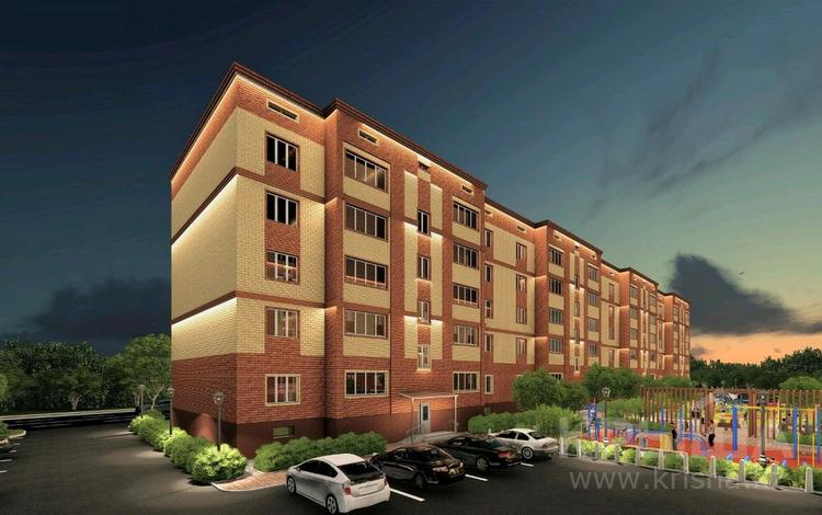 3-комнатная квартира, 87.8 м², Батыс 2 за ~ 11 млн 〒 в Актобе, мкр. Батыс-2