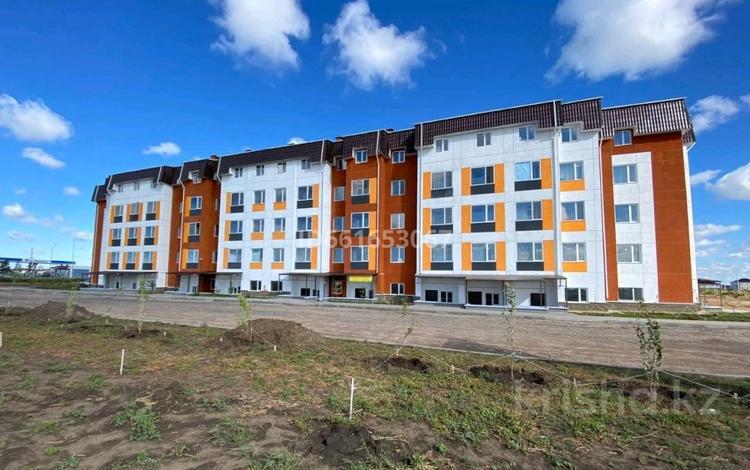 2-комнатная квартира, 52 м², 4/4 этаж, Коргальжинское шоссе за 13 млн 〒 в Нур-Султане (Астана), Есиль р-н