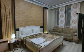 1-комнатная квартира, 40 м², 3/8 этаж посуточно, Кабанбай Батыра 58а — Улы Дала, Рыскулова за 12 000 〒 в Нур-Султане (Астана), Есиль р-н