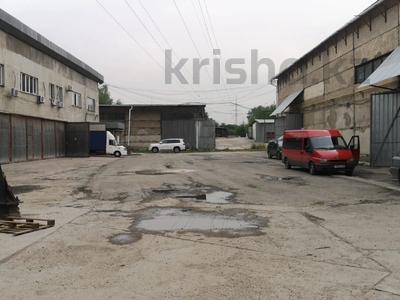 Промбаза 1 га, проспект Рыскулова 16б за ~ 1.7 млрд 〒 в Алматы, Жетысуский р-н