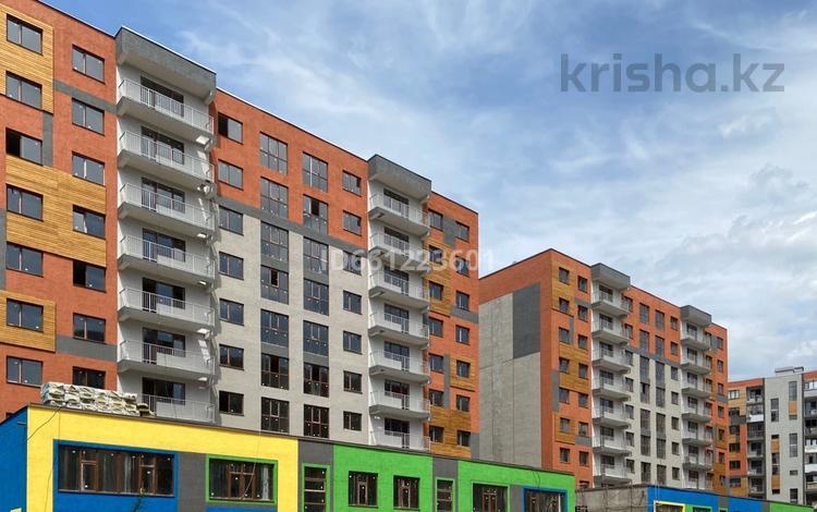 2-комнатная квартира, 59 м², 9/10 этаж, мкр Шугыла, Alma city 20 за 15 млн 〒 в Алматы, Наурызбайский р-н