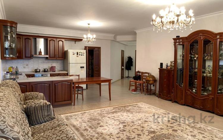 4-комнатная квартира, 184.5 м², 6/7 этаж, Калдаякова 2 за 82 млн 〒 в Нур-Султане (Астана), Есиль р-н