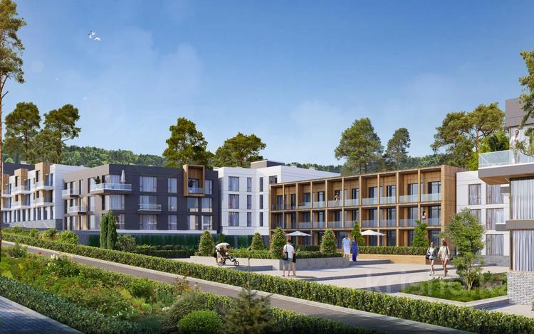 1-комнатная квартира, 48.4 м², микрорайон Ерменсай 9 за ~ 22.5 млн 〒 в Алматы, Бостандыкский р-н