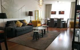 3-комнатная квартира, 130 м², 11/21 этаж помесячно, Аль-Фараби 77/3 за 1.3 млн 〒 в Алматы