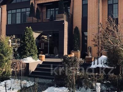 9-комнатный дом, 500 м², 10 сот., Ходжанова 58 г за 500 млн 〒 в Алматы, Бостандыкский р-н — фото 35