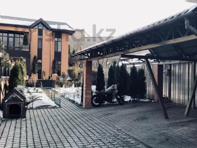 9-комнатный дом, 500 м², 10 сот., Ходжанова 58 г за 500 млн 〒 в Алматы, Бостандыкский р-н — фото 44
