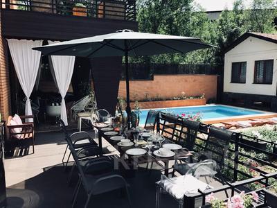 9-комнатный дом, 500 м², 10 сот., Ходжанова 58 г за 500 млн 〒 в Алматы, Бостандыкский р-н — фото 47