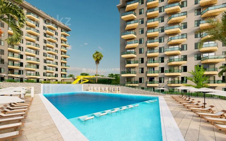2-комнатная квартира, 55 м², Сахиль за ~ 22.2 млн 〒 в
