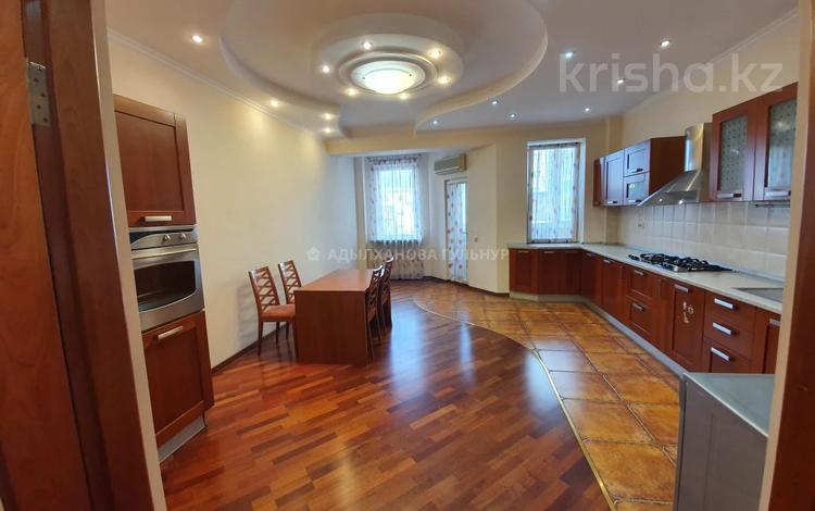 3-комнатная квартира, 160 м², 4/9 этаж, Богенбай батыра за 95 млн 〒 в Алматы, Медеуский р-н